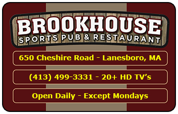 Brookhaus Sports Pub & Restaurant Gift Cards<br>Lanesborough, MA