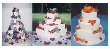 Wedding Cakes, Berkshire Wedding Cakes, Wedding Cakes In The Berkshires, Cakes In The Berkshires, Weddings In The Berkshires