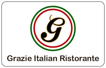 Grazie Italian Ristorante Gift Cards<br>North Adams, MA