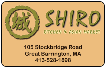 Shiro Kitchen & Asian Market Gift Cards<br>Great Barrington, MA
