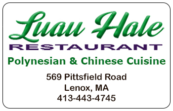 Luau Hale Restaurant Gift Cards<br>Lenox, MA